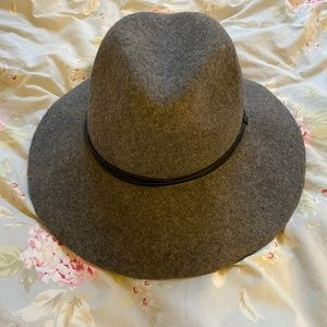 Urban Outfitters Anna Felt Structured Panama Hat